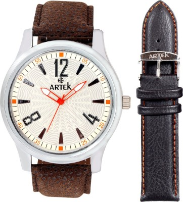 ARTEK AK1025BR Analog Watch  - For Men