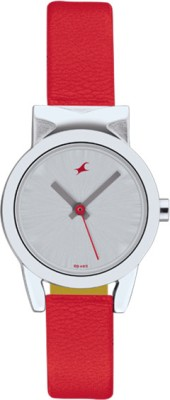 Fastrack NG6088SL02 Analog Watch - For Women
