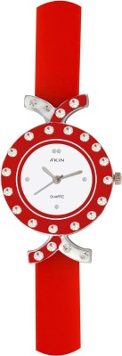 Atkin AT-96 PU Analog Watch  - For Girls, Women