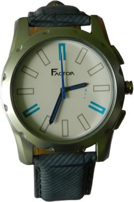 Factor FW0015 Analog Watch  - For Men