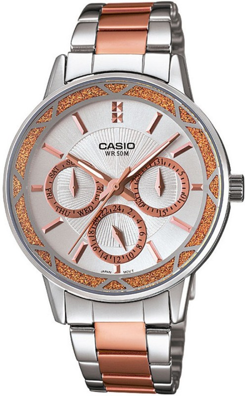 Casio A902 Enticer Ladies Analog Watch For Women