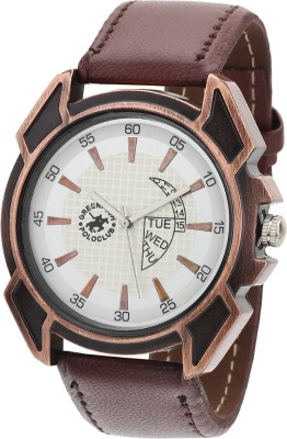 Greenwich Polo Club GN-006 Analog Watch  - For Men