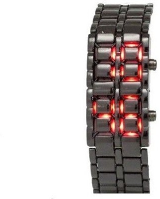 BYC LED Chain Digital Watch  - For Boys, Men