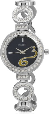 Fostelo WAT-152N Signature Collection Analog Watch  - For Women