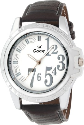 SK Galaxy Sk229 Analog Watch  - For Men