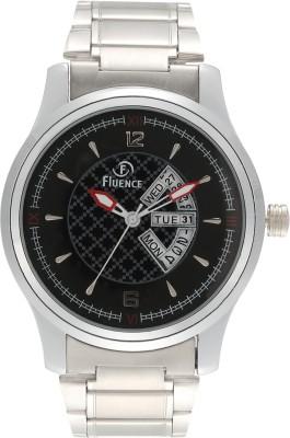 Fluence FLS-0082 Stylish rim Analog Watch  - For Men