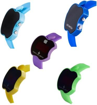 ROLAXEN Apple Touch Led Screen Combo Digital Watch  - For Boys, Men, Girls, Women