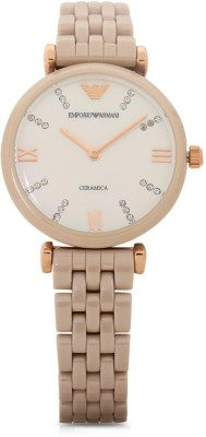 Emporio Armani AR1498 Analog Watch  - For Women