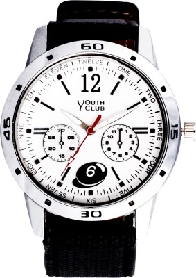 Youth Club YCS-28WH Super Analog Watch  - For Men