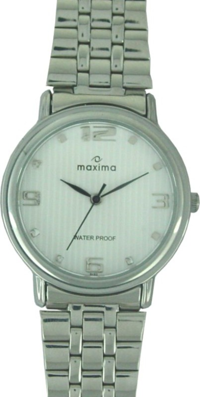 Maxima 08462CMGI Attivo Analog Watch For Men