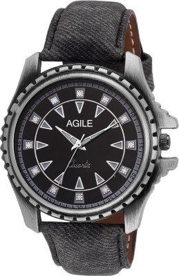 Agile AGM049 Classiuque Analog Watch  - For Boys, Men