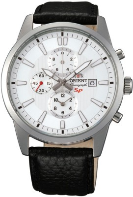 Orient STT12005W0 Sporty Quartz Analog Watch  - For Men