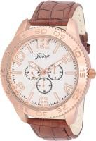 JAINX jm176 Vivo White Dial Analog Watch For Men