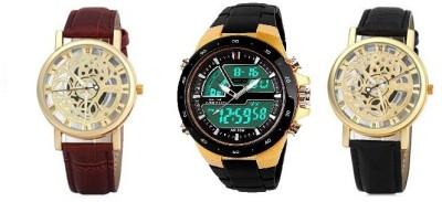 COSMIC CSBSB46 Analog-Digital Watch  - For Men, Boys