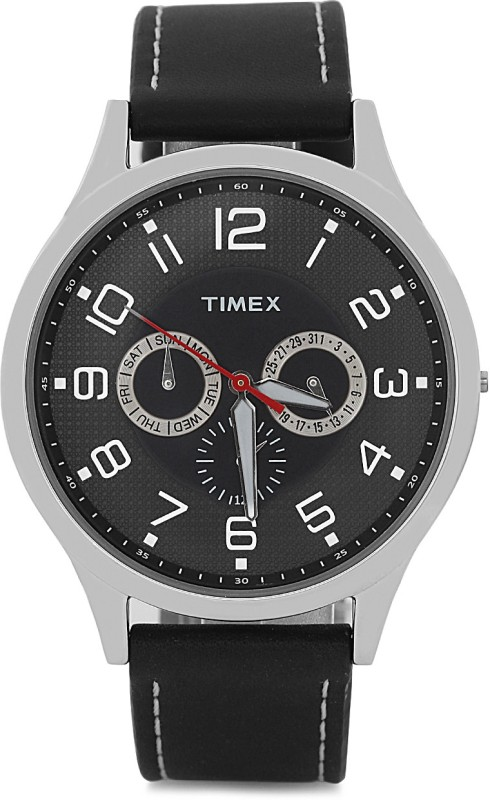 Timex TW000T305 Fashion Analog Watch For Men