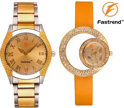 Fastrend Couple Special watches FT 7053 Analog Watch  - For Women