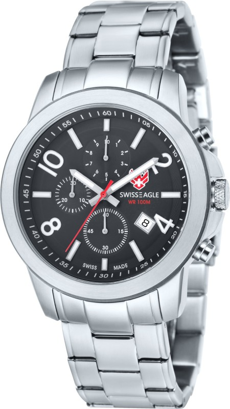 Swiss Eagle SE 9054 11 Analog Watch For Men