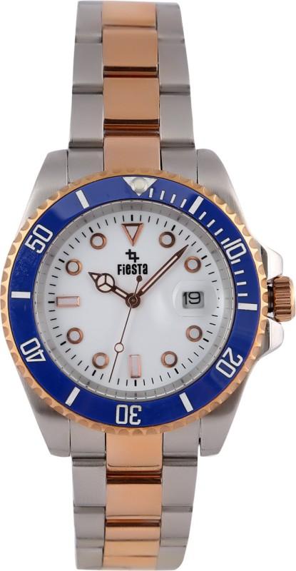 Fieesta Fs1980 08 Decker Analog Watch For Men