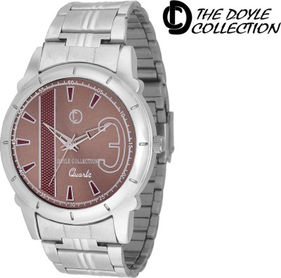 The Doyle Collection FX 033 Dc Analog Watch  - For Men