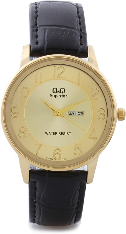 QQ S192 103Y Analog Watch For Men