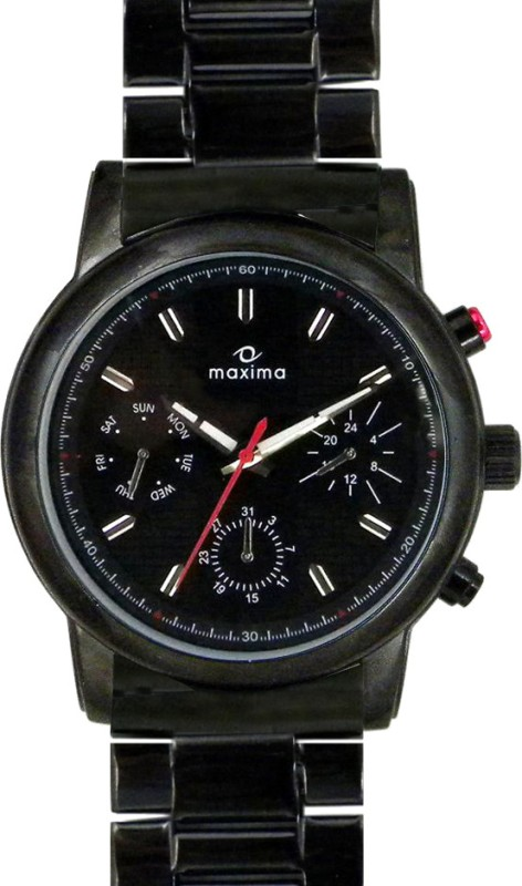 Maxima 27162CMGB Attivo Analog Watch For Men