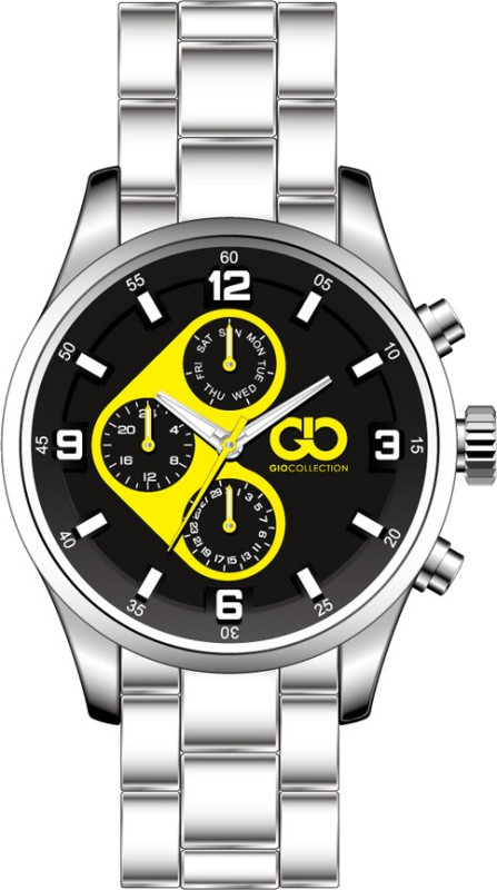 Gio Collection GAD0038A D Analog Watch For Men