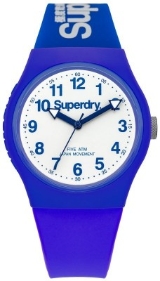 Superdry SYG164U Analog Watch  - For Men, Women