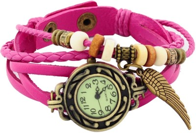 Mobspy VB-341 Vintage Butterfly Analog Watch  - For Girls, Women