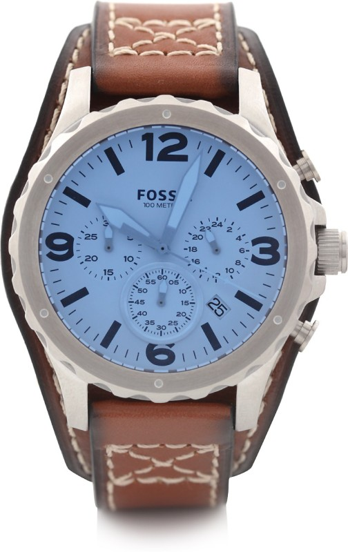 Fossil JR1515 Analog Watch - For Men