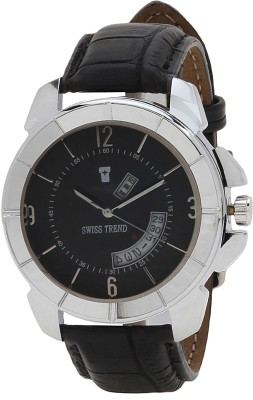 Swiss Trend Artshai1696 Exclusive Analog Watch  - For Men