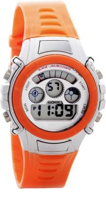 Telesonic SWR-017(ORANGE) Vizion Series Digital Watch  - For Boys, Girls