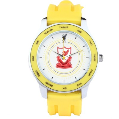 Liverpool FC LFC-IND-AW-L4-010 Liverpool FC Analog Watch  - For Men