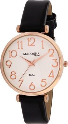 Madonna MDN-008-BLK Analog Watch  - For Women