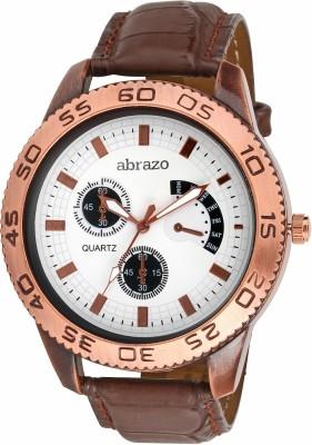 abrazo BLt-CRONO-WH Analog Watch  - For Boys, Men