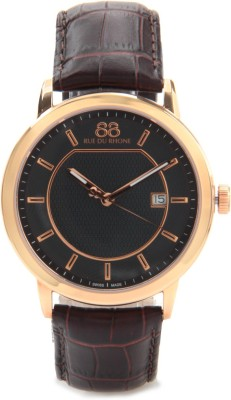 88 Rue Du Rhone 87WA130013 Analog Watch  - For Men