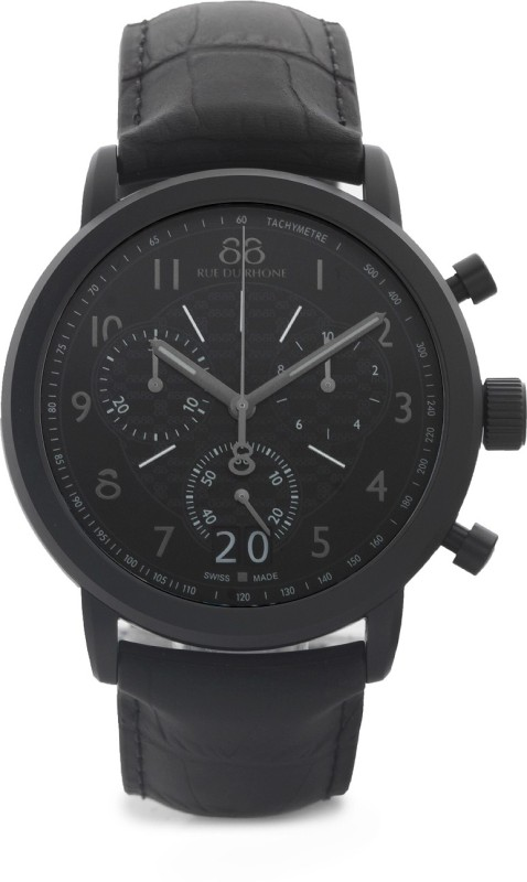 88 Rue Du Rhone 87WA144502 Analog Watch For Men