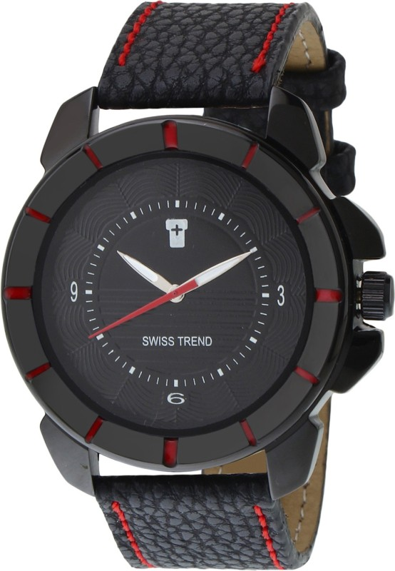 Swiss Trend ST2112 Analog Watch For Men