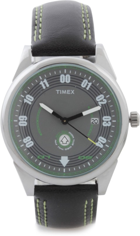 Timex TI000V10000 Fashion Analog Watch For Men
