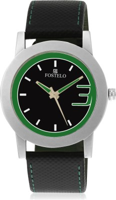 Fostelo WAT-166N Signature Collection Analog Watch  - For Men