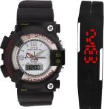 s-shock SF -101+led watch Analog-Digital...