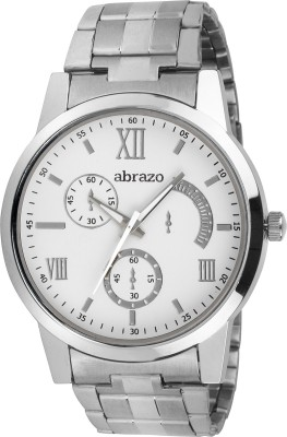 abrazo NDL-WH Analog Watch  - For Men, Boys