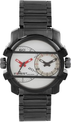 Swiss Design Forest Collection Party Metallic dial Analog Watch  - For Men