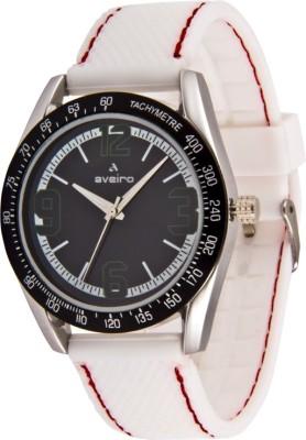 Aveiro AV64BLKSIL Analog Watch  - For Men