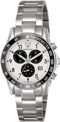 Swiss Eagle SE-9025-22 Field Analog Watch  - For Men