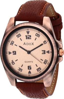 ADOX ADX-001 Antique Analog Watch  - For Boys, Men