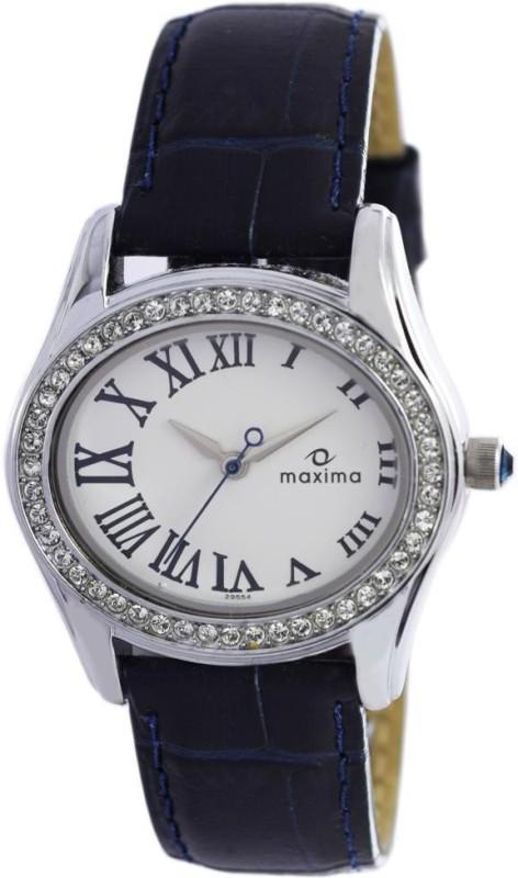 Maxima 29554LMLI Attivo Analog Watch For Women