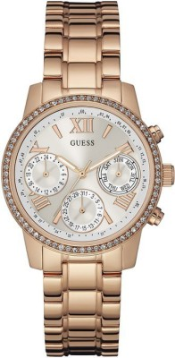 Guess W0623L2 Analog Watch  - For Women at flipkart