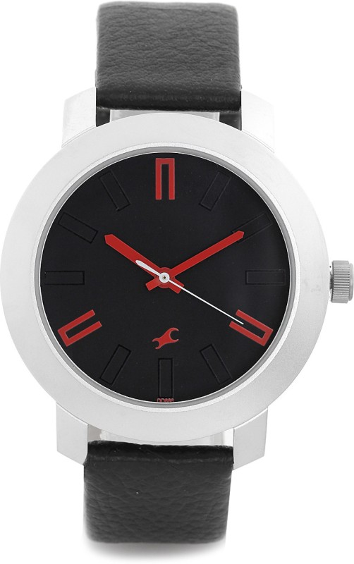 Fastrack 3120SL02 Bare Basic Analog Watch For Men