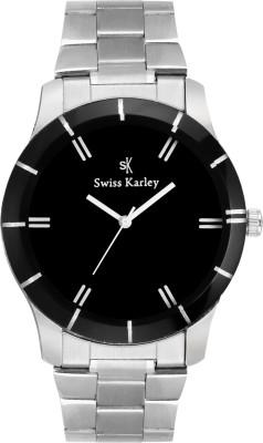 Swiss Karley SK_10009 Analog Watch  - For Men, Boys