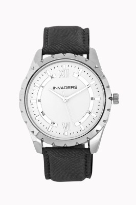 Invaders 67044-Grey Jeans 1 Analog Watch  - For Women